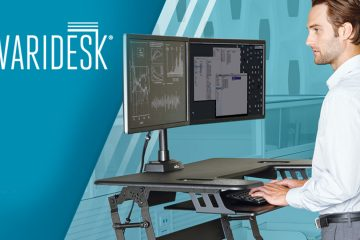 VARIDESK Launches New Augmented Reality App