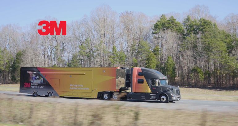 3M Launches North American Roadshow to Demonstrate Transportation Safety Innovation