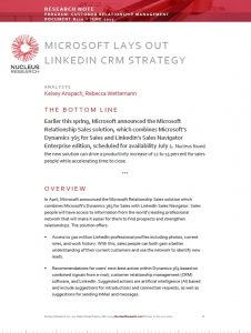 Microsoft-Lays-Out-Linkedin-CRM-Strategy