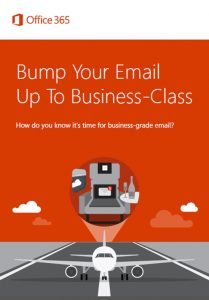 Bump Your Email Up To Business-Class