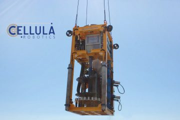 Cellula Robotics Ltd Successfully Demonstrates its Imotus-1 Hovering Autonomous Underwater Vehicle