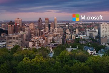 Microsoft Announces Expansion of Montreal Research Lab, Geoffrey Gordon To Be The Lab's New Research Director