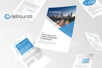 Netrounds Releases Research Paper on Service Assurance in the Context of Big Data and AI