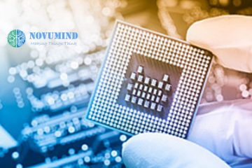 NovuMind showcases its first AI chip NovuTensor at CES2018