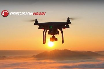 PrecisionHawk Secures $75 Million to Foster Global Adoption of Commercial Drone Technology