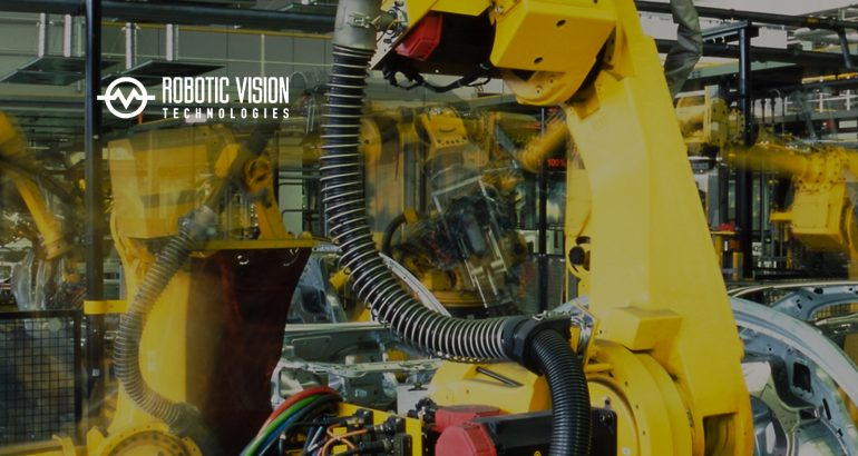 Robotic VISION Technologies Granted 4 Patents For Next Generation Machine Vision