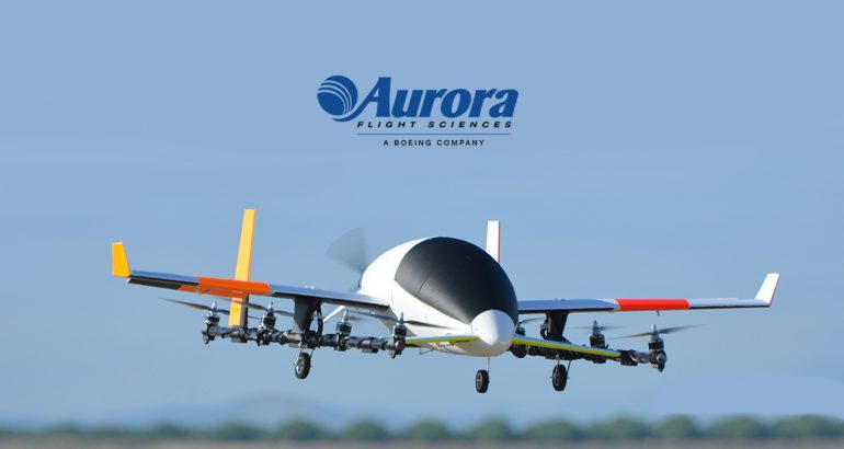 Aurora Flight Sciences and Socionext Develop Radar-Enabled Collision Protection Solution for Drones