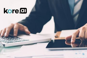 Enterprise Chatbot Platform Leader Kore.ai Releases Bots Platform 6.1; Names Citigroup's ex-CIO as Strategic Advisor