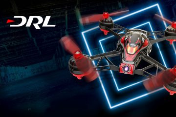 The Drone Racing League (DRL) And Swatch Introduce First Swatch-Sponsored Pilot, Winner Of Global eSport Competition