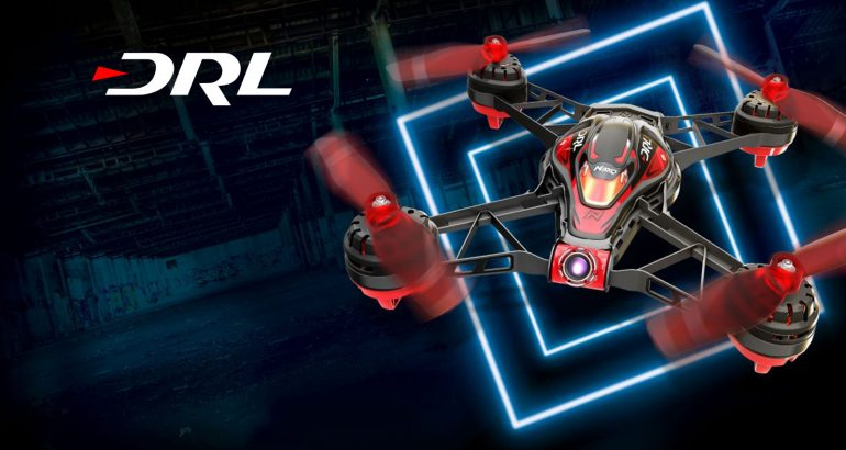 drone racing league