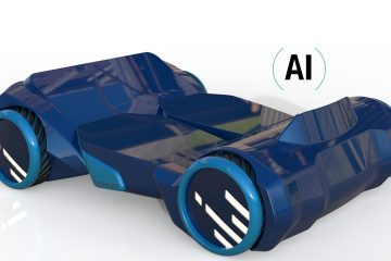 AI Incorporated Presents Design For An Autonomous Refuse Receptacle Robot