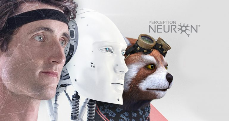 Noitom Announces New Bundles with Perception Neuron and Facerig