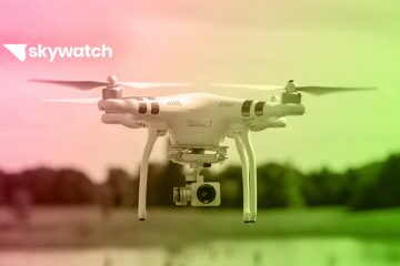 InsurTech Startup SkyWatch.AI Announces Partnership with STARR, Offering Usage-Based Insurance to the Drone Industry