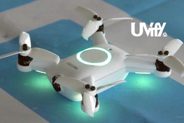 UVify's Newest Drone, the OOri FPV Micro Racer Wins Multiple Awards at CES 2018; Pre-orders Now Open