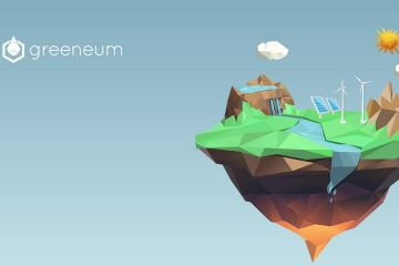 Introducing Greeneum: A blockchain powered, decentralized platform built to incentivize green energy production