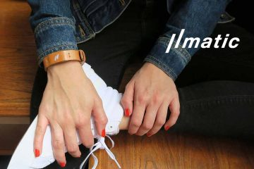 Spend Your Cryptocurrency with ilmatic Wrist Wallet