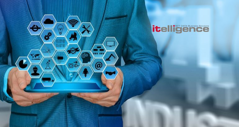 itelligence's Support Organization Certified by SAP as Partner