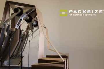 Packsize Introduces PackBot, a Service-Minded On Demand Packaging Robotic System