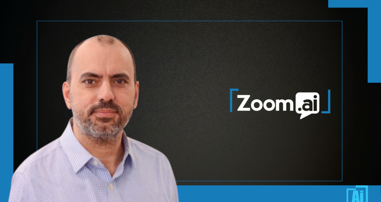 Interview with Roy Pereira, CEO, Zoom.ai