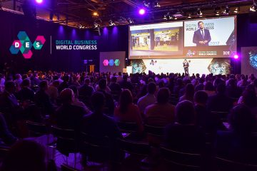 20,974 attendees from 51 countries visited DES2018 and consolidated the event as the 'Davos' forum for Digital Economy