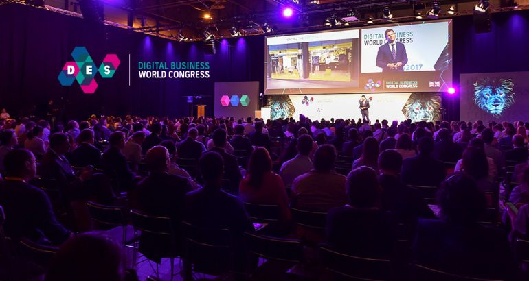20,974 attendees from 51 countries visited DES2018