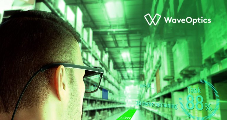 WaveOptics Collaborates with EV Group to Drive Augmented Reality (AR) Manufacturing at Scale