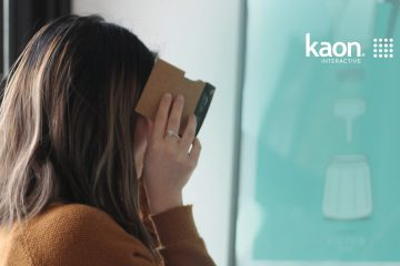 Google, Kaon Interactive and Lenovo Disrupt Enterprise Sales With Breakthrough Standalone Virtual Reality Headset Experience