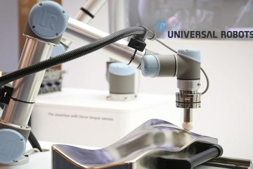 "Universal Robots CTO wins Engelberger Award – the ""Nobel Prize"" of Robotics"