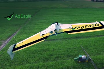 AgEagle Helps Minimize Economic Loss of Crop from Frost