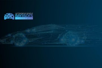 Autonomous Vehicle Sensors Conference Comes to San Jose in June