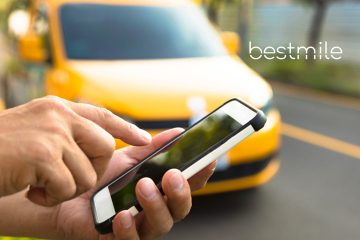 Bestmile Joins Renovo's AWare Automated Mobility Ecosystem to Enable Robotaxi Fleet Management at Scale