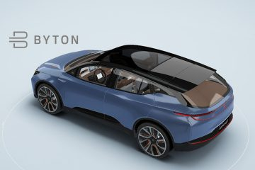 BYTON Closes Series B Fundraising, Attracting $500 Million to Further Speed Development of a Line of Smart Connected Vehicles