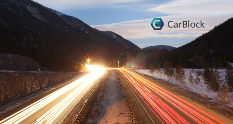CarBlock Joins Leading Automotive Organizations in Consortium to Explore Blockchain Technology for New Mobility Ecosystem