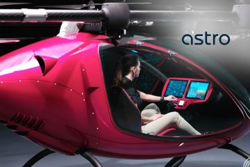 Astro Aerospace Partners with Paterson Composites to Build Its Autonomous Passenger Drone