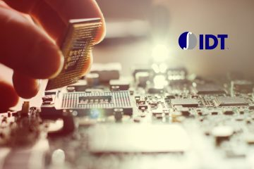 IDT's RapidIO Technology Enables Artificial Intelligence, Machine Learning, and Analytics Applications
