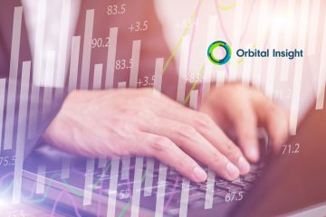 Orbital Insight and Energy Aspects Partner to Shape the Future of Energy Industry Research