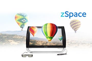 zSpace Unveils World's First Augmented Reality/Virtual Reality Laptop
