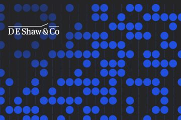 D. E. Shaw Group Forms New Machine Learning Research Group