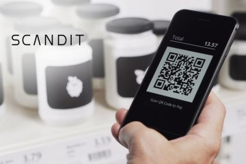 Scandit Raises $30 Million in Series B Led by GV to Bring the Internet of Things to Everyday Objects Through Computer Vision and Augmented Reality
