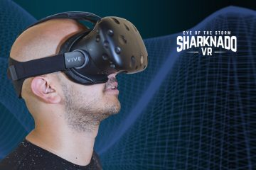 Sharknado Dives into VR for the First Time in Franchise History