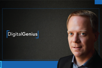 Interview with Jay Hinman, VP of Marketing at DigitalGenius