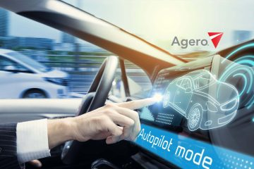 Agero Announces New AI-Powered Mobile Telematics Platform for Crash Detection, Response and Prevention