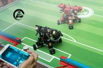 Intelligent Gaming Robot Brand GJS Closes Series B Funding, Guangkong Zhongying Capital Leads This Round
