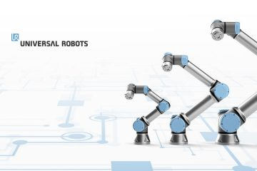 Universal Robots Marks Industry Milestone by Awarding its 25,000th Collaborative Robot in a Gold Edition at IMTS