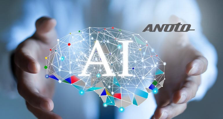 Anoto announces partnership with Sana Labs for AI engine