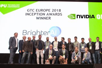 Germany's BrighterAI Named Hottest Startup at GTC Europe
