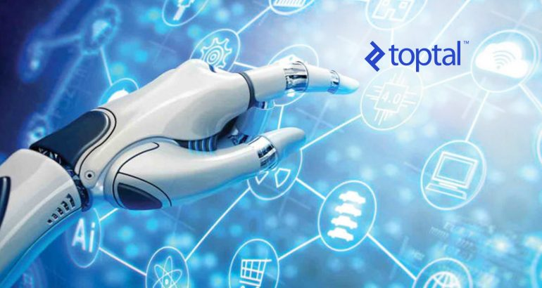 Toptal Launches Artificial Intelligence and Data Science Talent Specializations