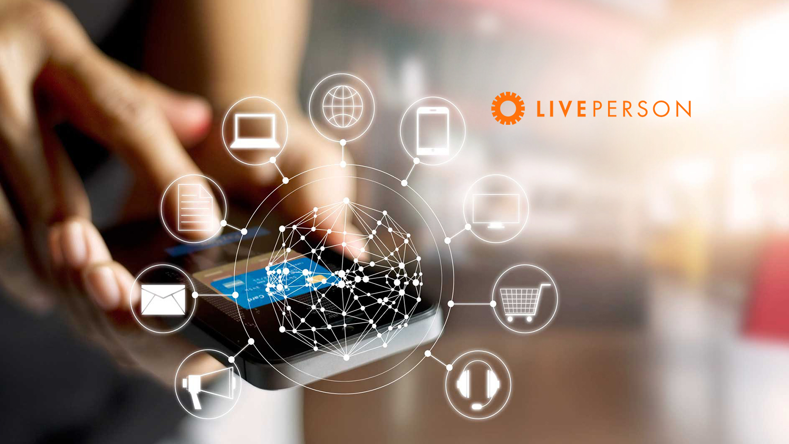 Adlingo liveperson and adlingo enable brands to have one-to-one