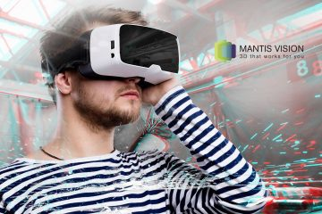 Israeli Company Mantis Vision Presenting Real-time 3D Volumetric Content Broadcasting to Mobile Devices at Samsung CEO Summit 2018