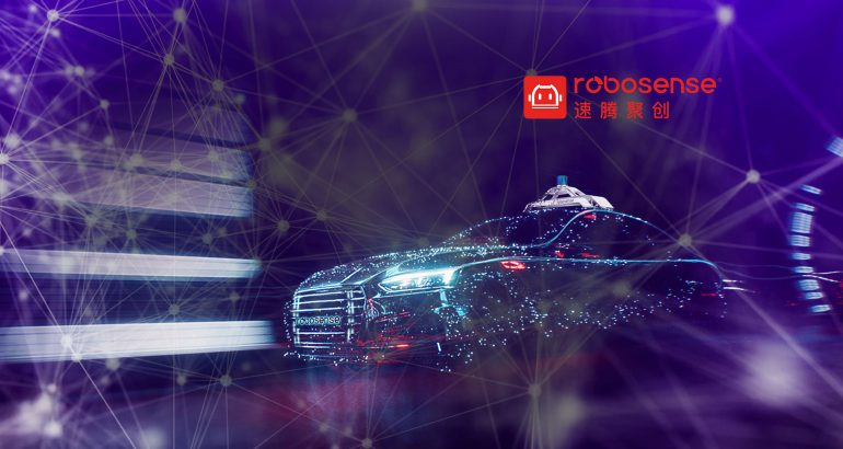 RoboSense Receives China's Largest Funding For A LiDAR Company At Over $45 Million